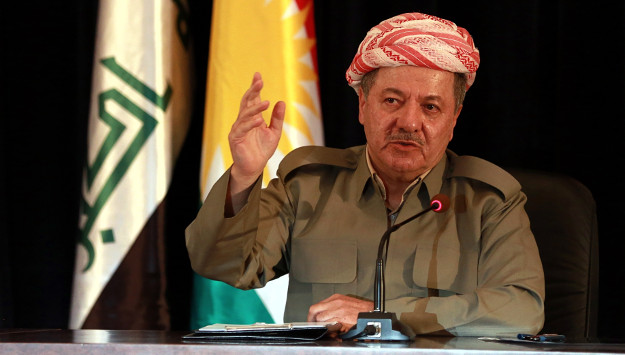 Barzani Stands Down as K.R.G. President   Monday Briefing