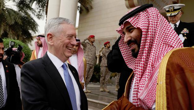 Defense Secretary Mattis' Remarks in Riyadh Angers Tehran