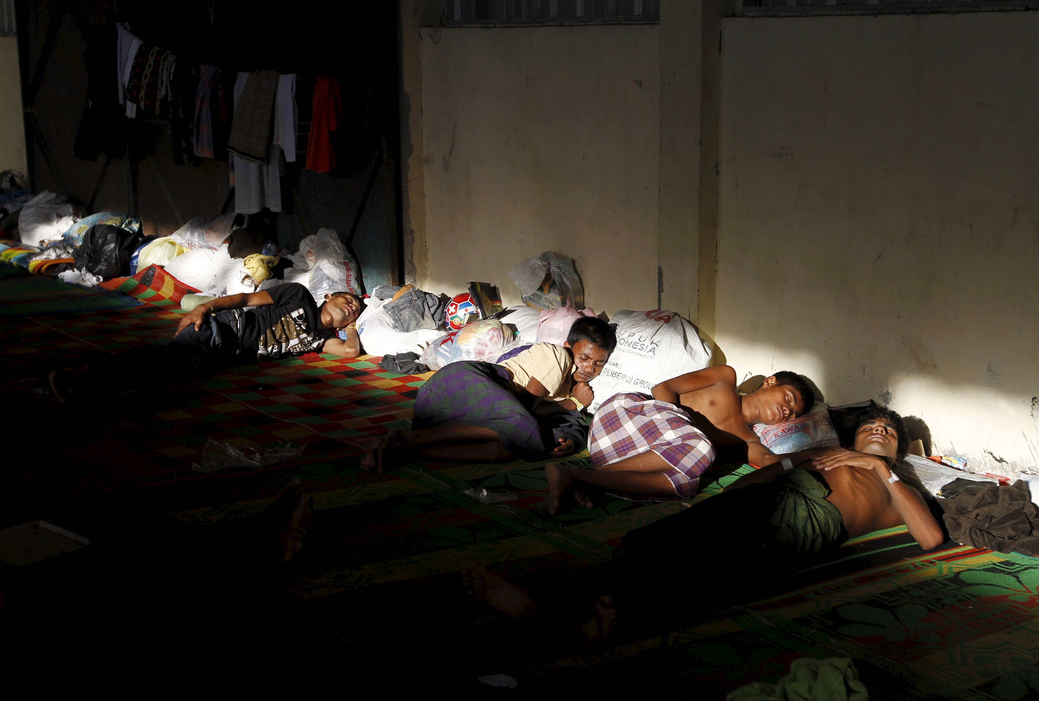 Rohingya Refugees in Aceh, Indonesia: Hostile Hospitality