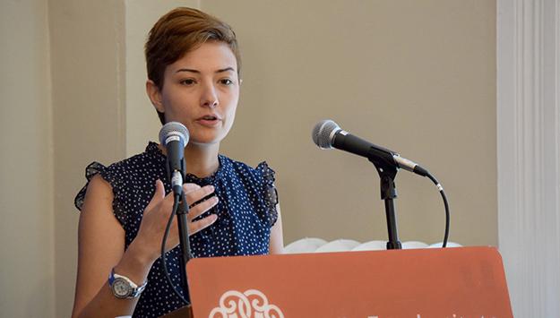 Raising Women's Voices in Syria's War