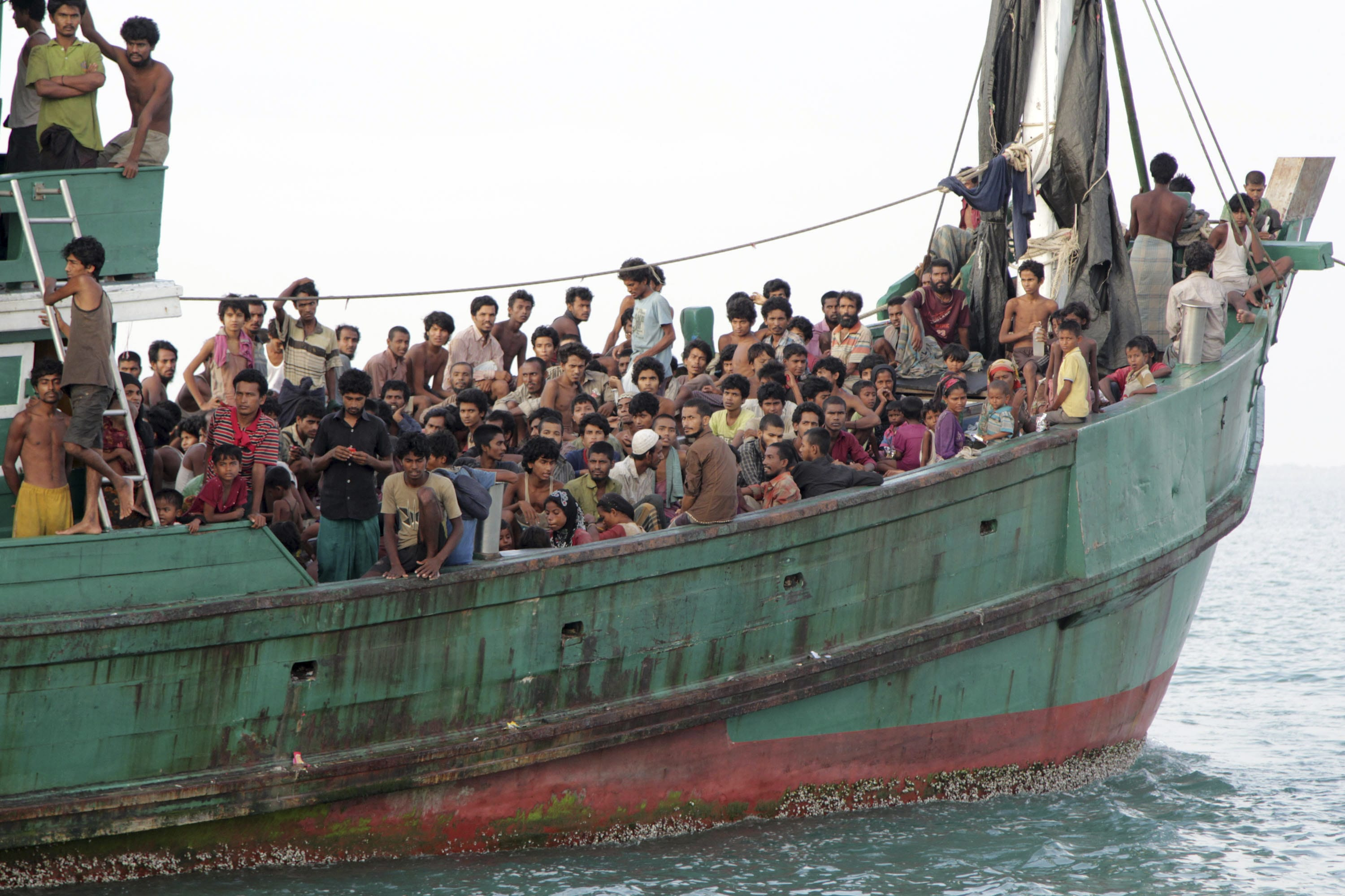"""Where History and Humanitarianism Collide: The Bay of Bengal """"Migrant"""" Crisis"""