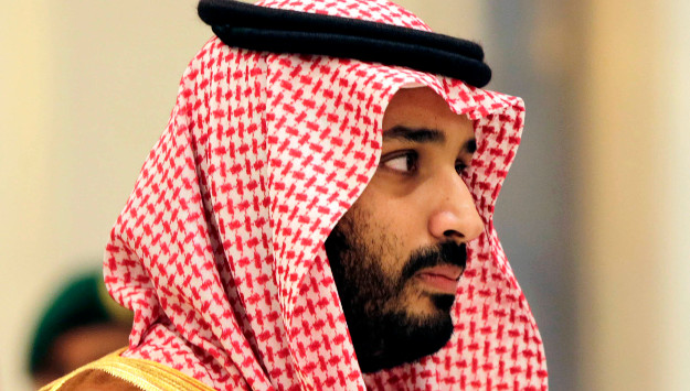 Mohammed bin Salman's High-Wire Act | Monday Briefing