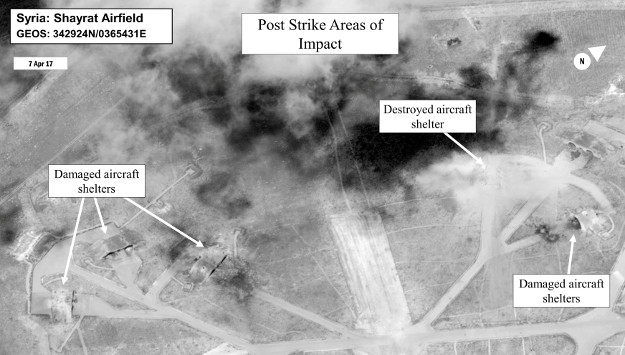 The Aftermath of U.S. Airstrikes in Syria | Monday Briefing
