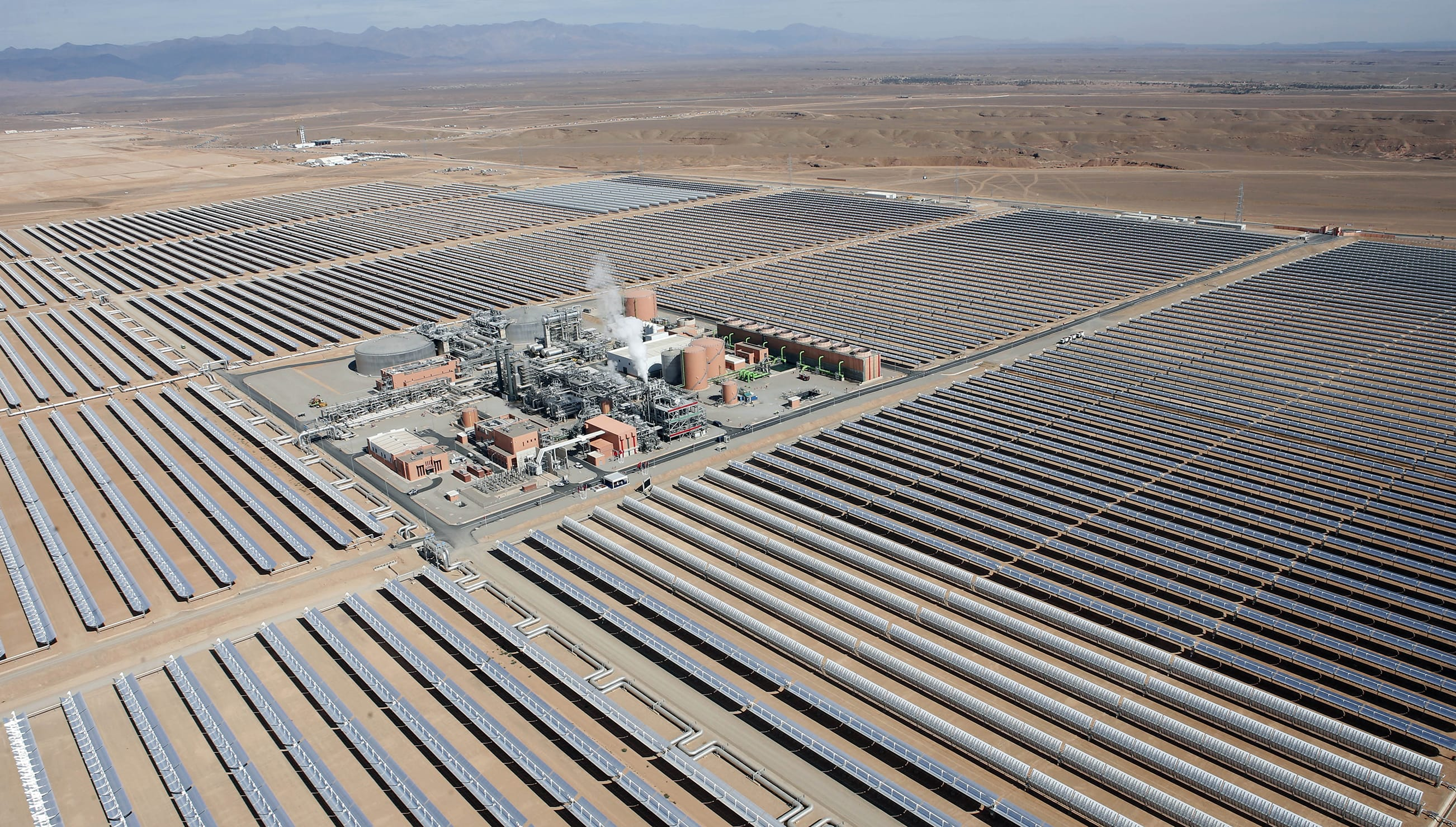Morocco's Renewable Energy Drive an Example for the Region