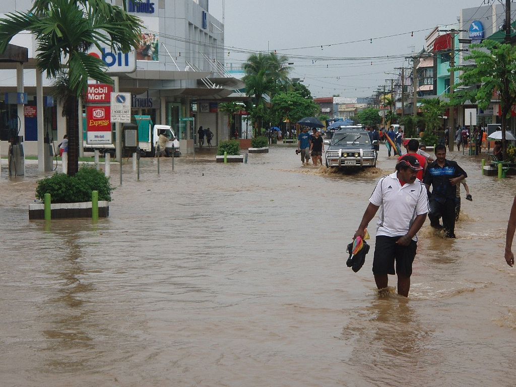 Community Responses to Floods in Fiji: Lessons Learned