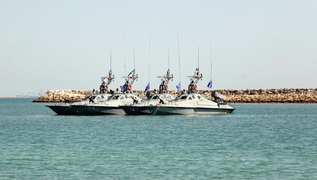 Iranian Navy Adds New Warship to Caspian Sea Fleet