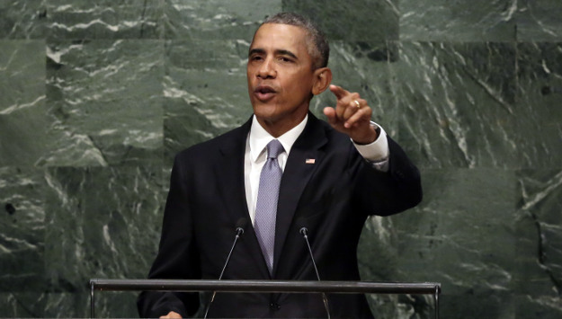 Monday Briefing: President Obama's Final UNGA Address