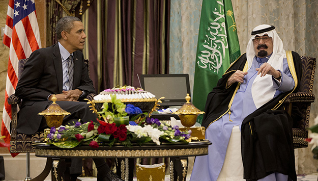 Obama's Legacy in the Gulf: Despite Disgruntlement, U.S. Remains Indispensable