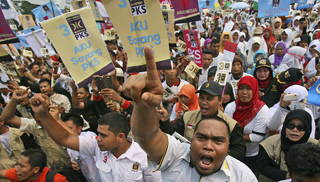 Islamic Politics in Indonesia: Domestic Challenges, Cross-National Inspirations