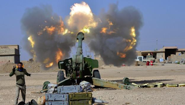 Iran-Backed Iraqi Militia Groups Seize Strategic Air Base in Western Mosul