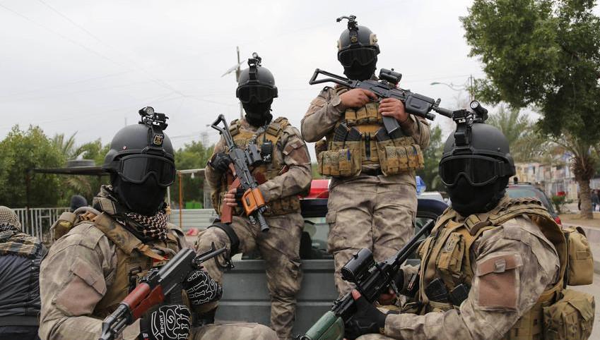 Iran-backed Iraqi armed groups dial up anti-U.S. propaganda