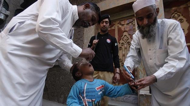 Eradication of Polio in Pakistan The Quest to Eradicate Polio
