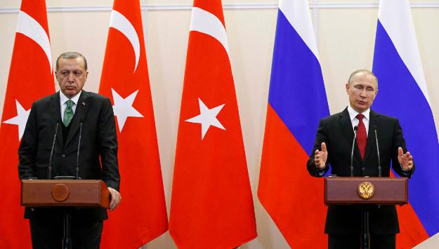 Turkey's New Alliances