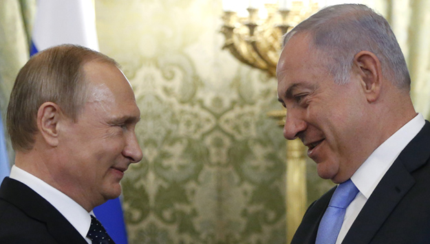 Israeli-Russian Relations: Respect and Suspect