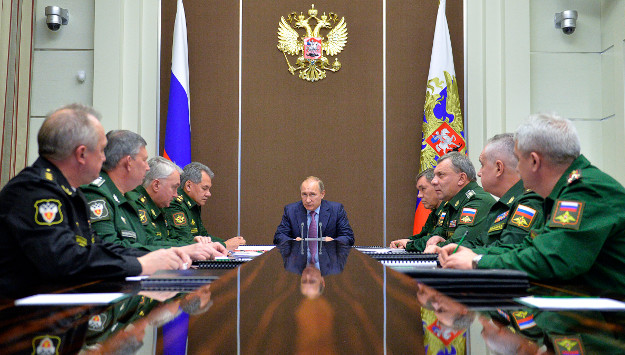 Debating Russia's Aims in Syria