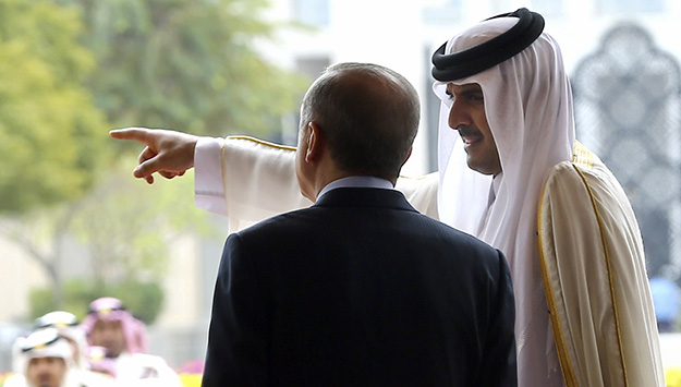Saudi-Turkey Maintaining Warm Relations despite Qatar Crisis