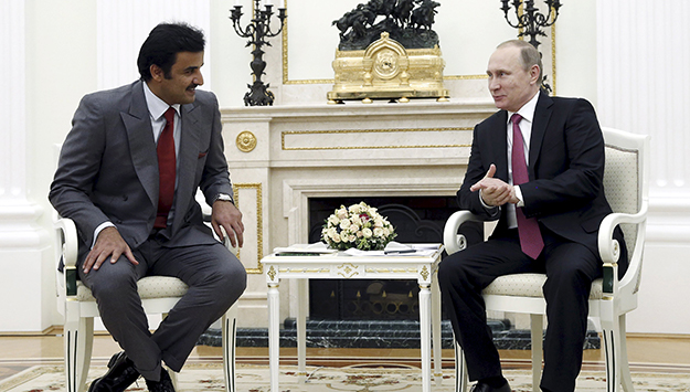 Why is Qatar Investing so much in Russia?
