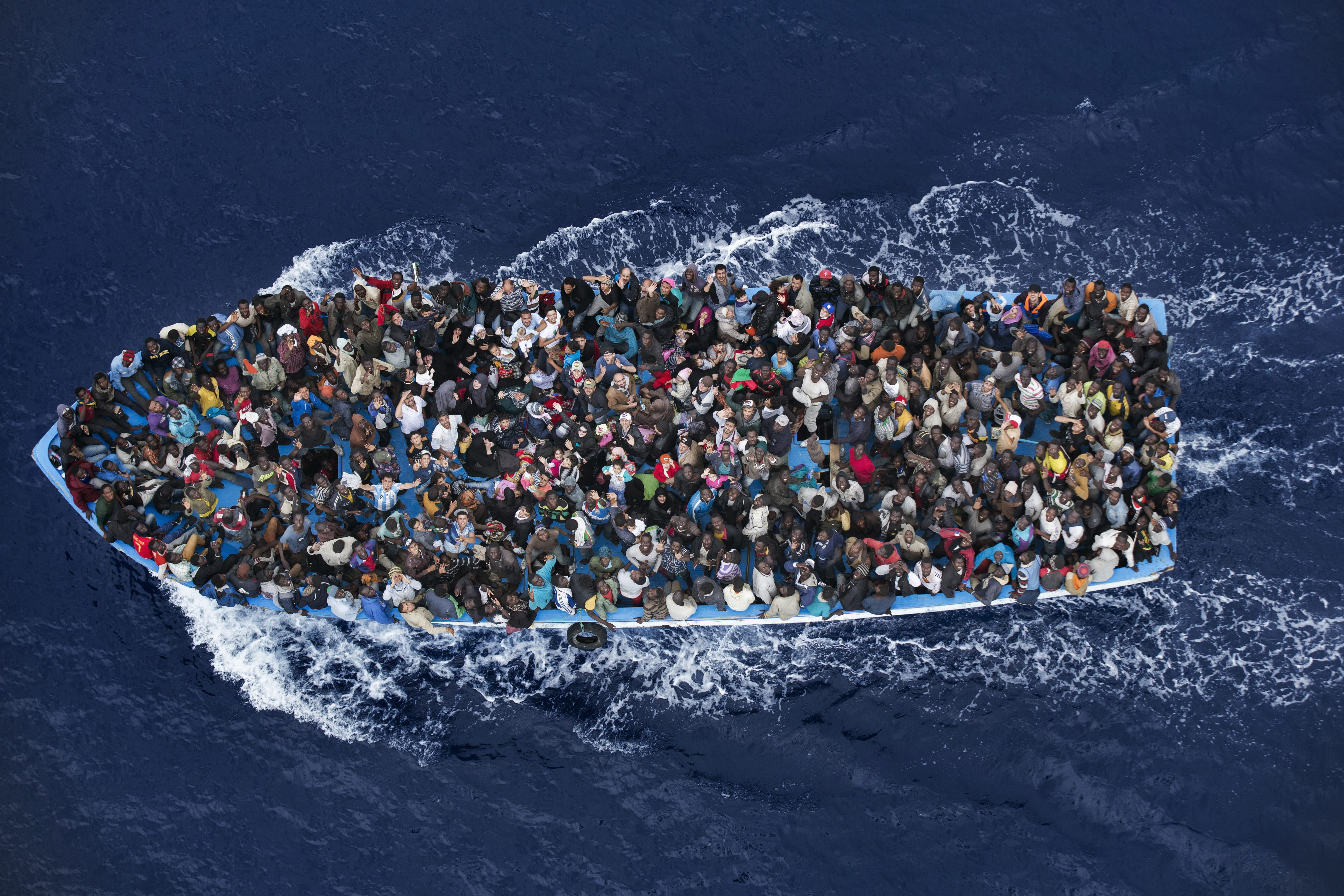 Refugees Adrift? Responses to Crises in the MENA and Asia