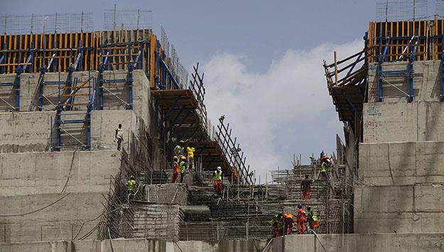 Egypt's sustainable development threatened by Ethiopian dam