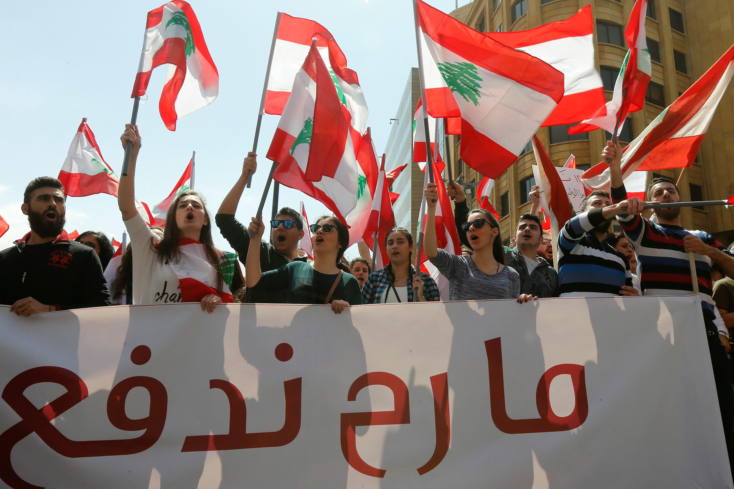 The Political (or Social) Economy of Sectarianism in Lebanon