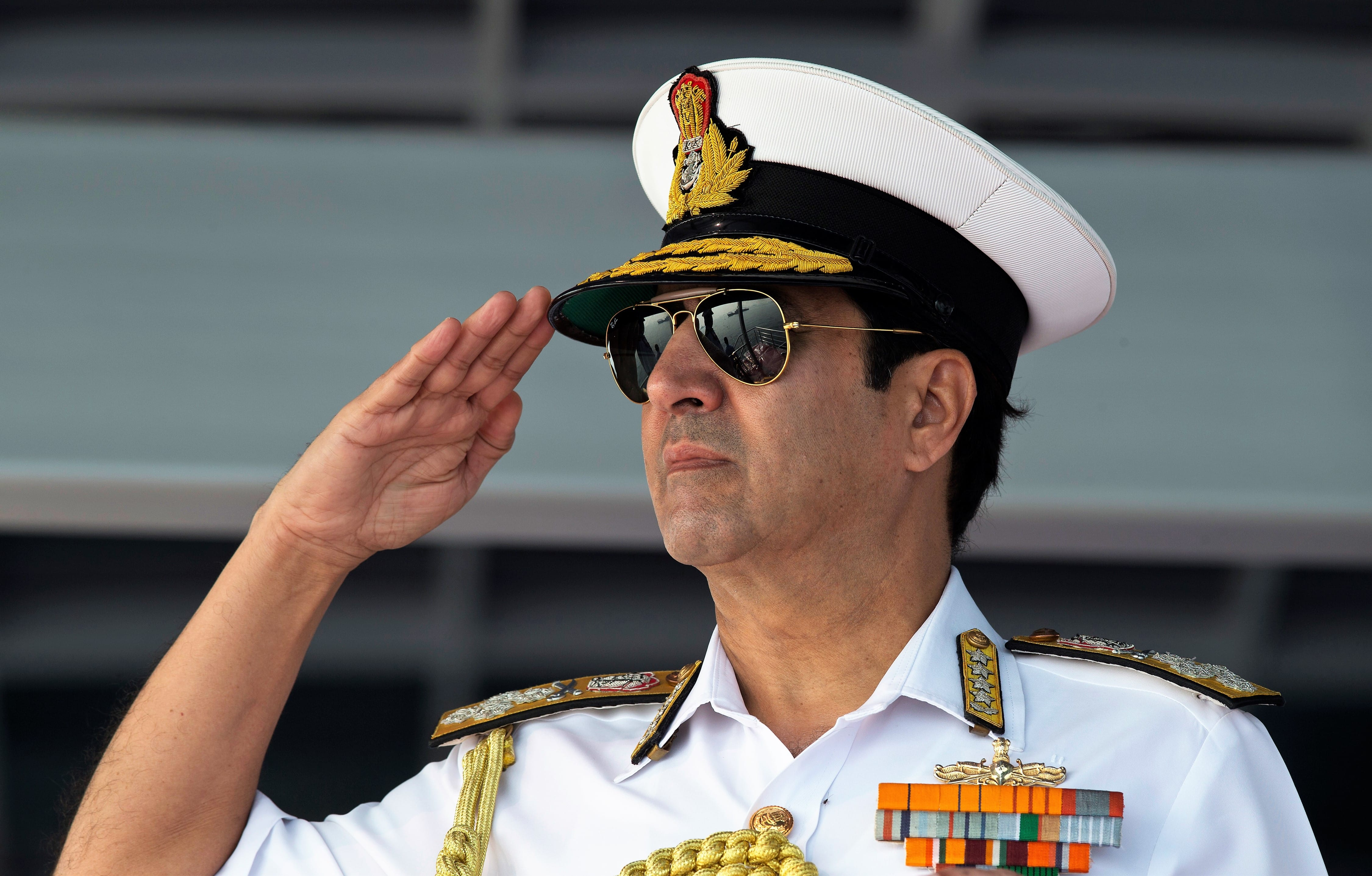 India's Middle Eastern Naval Diplomacy