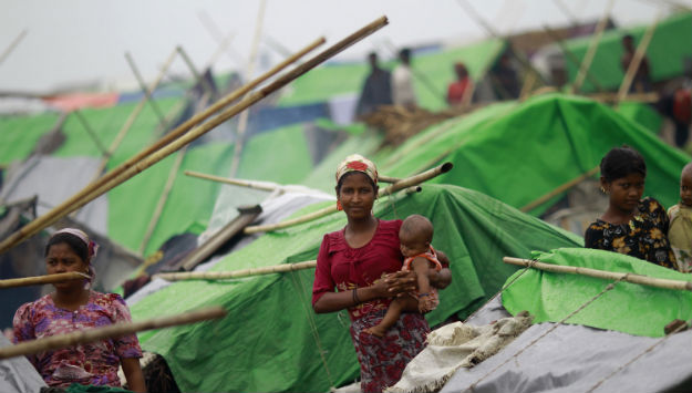 Sectarian Violence Involving Rohingya in Myanmar: Historical Roots and Modern Triggers