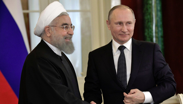 Iran Will Allow Russia Limited Use of Iranian Air Bases for Syria Strikes