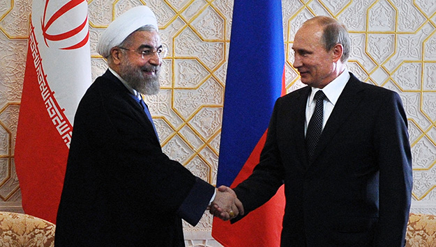 Russia, Iran, and the Syria Test