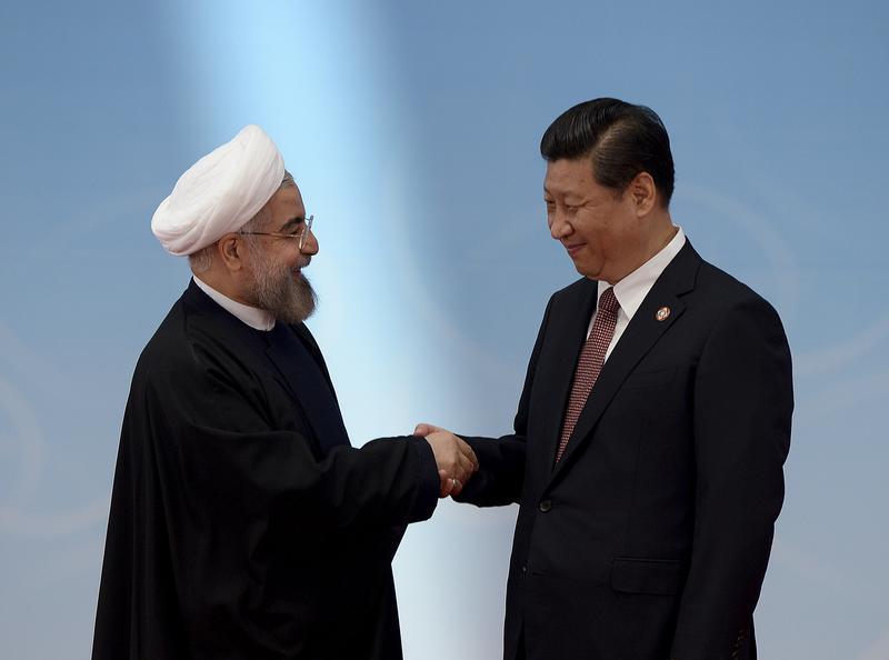 China's Iran Bet