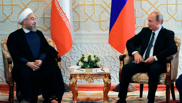 Iran's Russian Turn