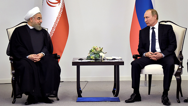 Iran and Russia: A Partnership in the Making