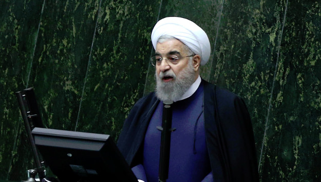 Rouhani Says Iran's Military Budget Increased by 145 Percent During His Term
