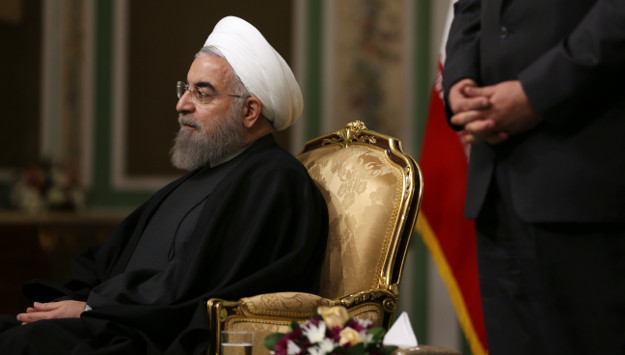 Rouhani's Corruption Problem