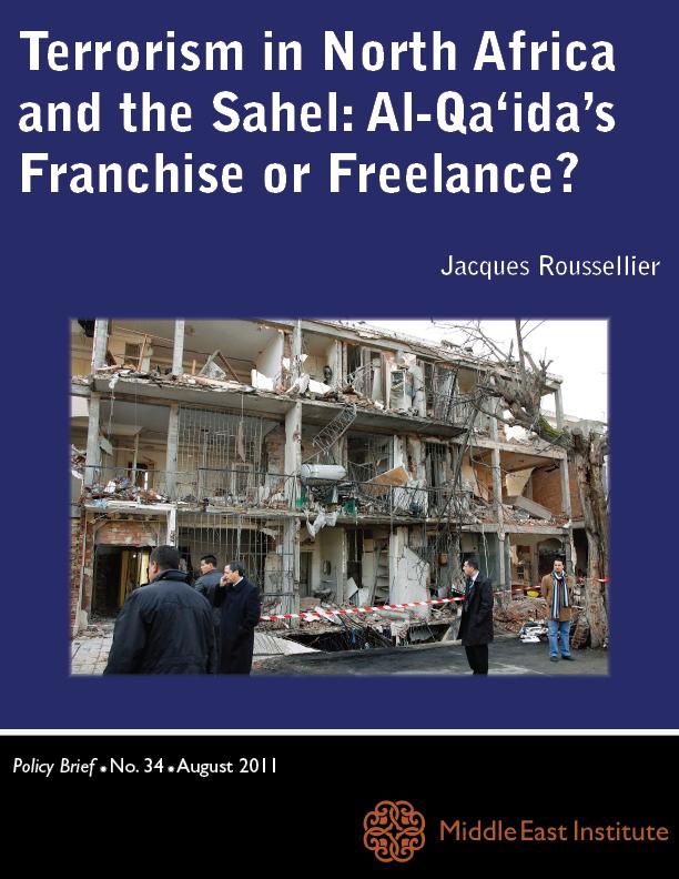 Terrorism in North Africa and the Sahel: Al-Qa'ida's Franchise or Freelance