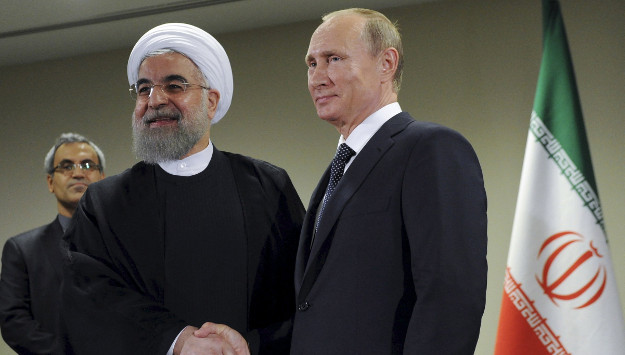 Iran and Russia in Syria: Allies or Rivals?