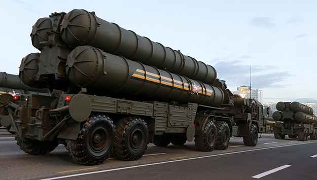 Turkey's Quest for Air Defense: Is the S-400 Deal a Pivot to Russia?