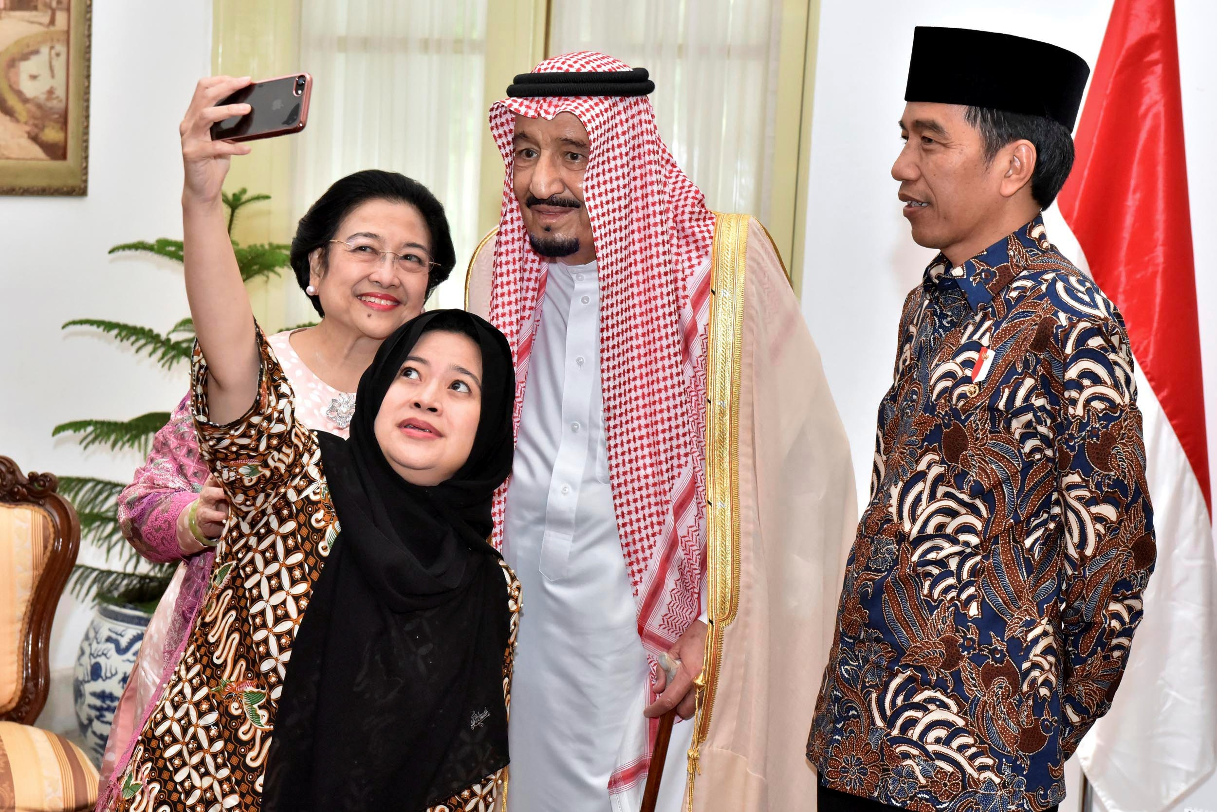 King Salman's Historic Visit to Indonesia: Mirror of a Changing Saudi Arabia