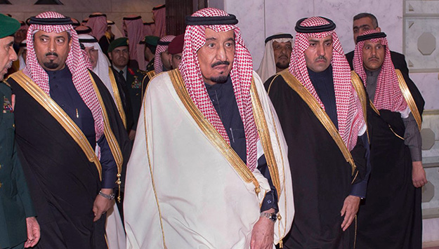 Saudi Arabia and Policy under King Salman