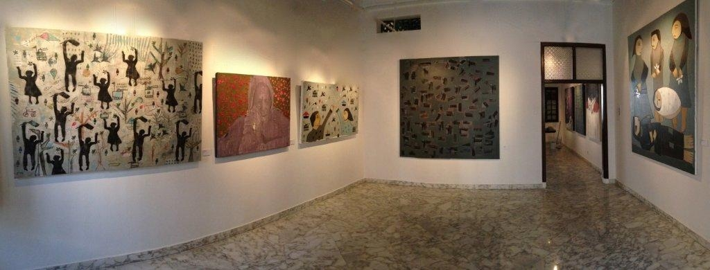Showcasing Middle Eastern Art in Southeast Asia