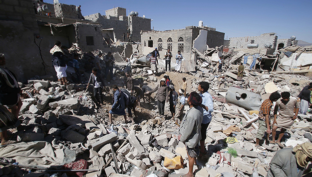 Saudi Arabia's Return to Traditional Yemen Policy