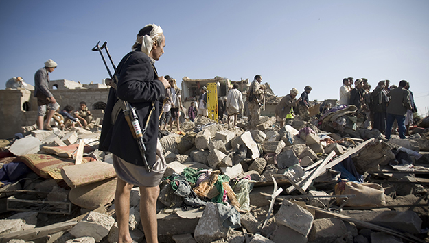 Misadventures in Violence in Yemen: Operation Resolute Storm