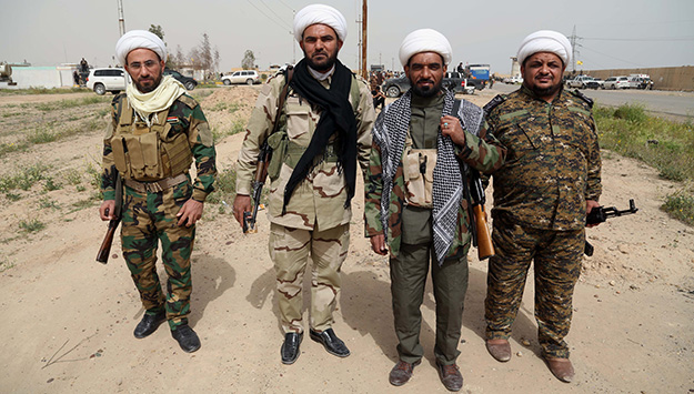 The Return of Iraqi Shi'i Militias to Syria
