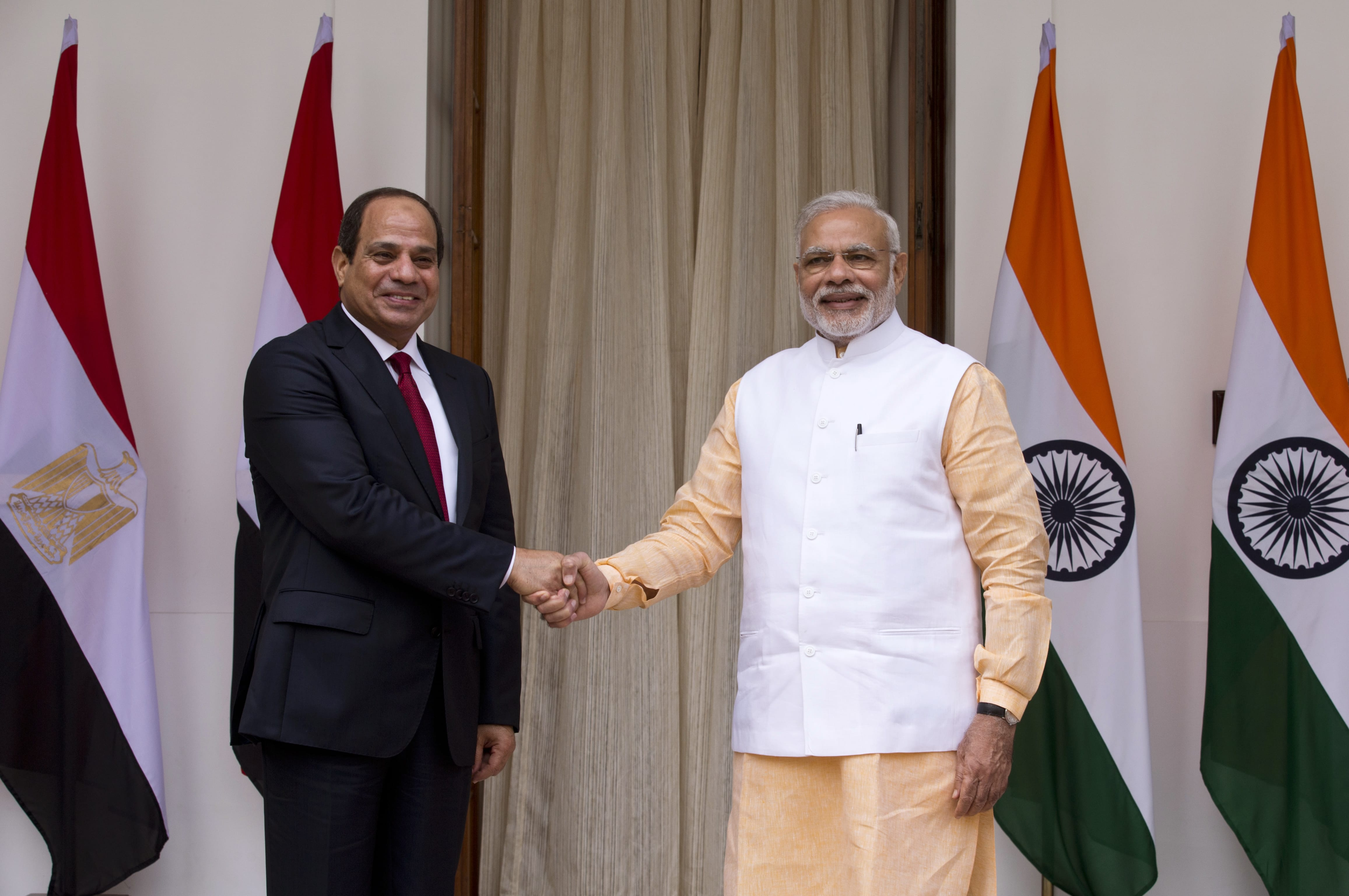 India and Egypt: Economic Reconstruction and Stabilization