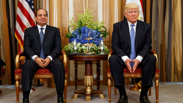 A Return to Ambiguity in U.S.-Egyptian Relations   Monday Briefing