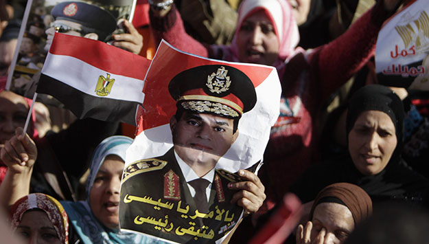 Egypt: Between Chaos, Authoritarianism, and Democracy