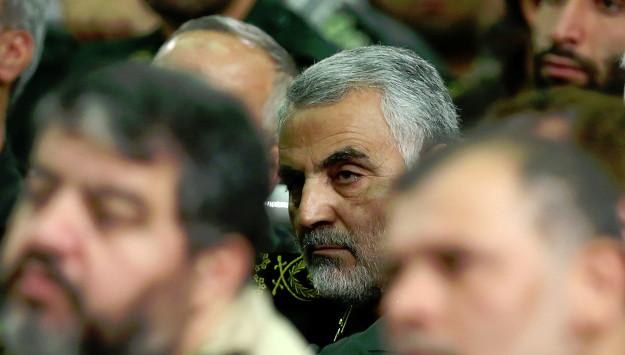 Soleimani commemorates Hezbollah commander by promising Israel's destruction