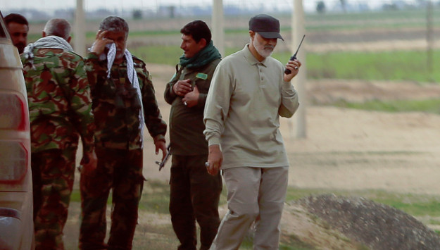 Khamenei's Aide Holds Meeting with Leader of Notorious Militia Group in Iraq