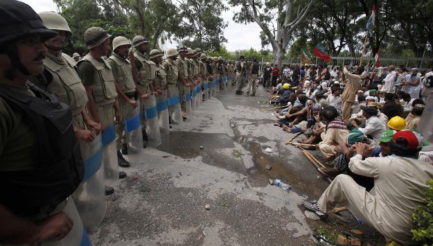 Pakistan's Political Turmoil: Interview with Dr. Marvin Weinbaum