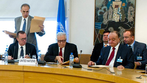 Syria and Geneva II