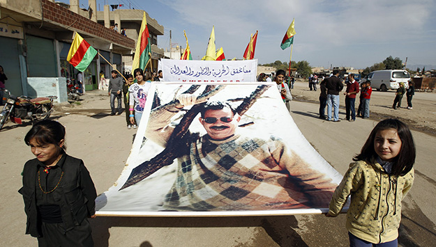 The Kurdish PYD & the Challenge of Rebuilding a Syrian State